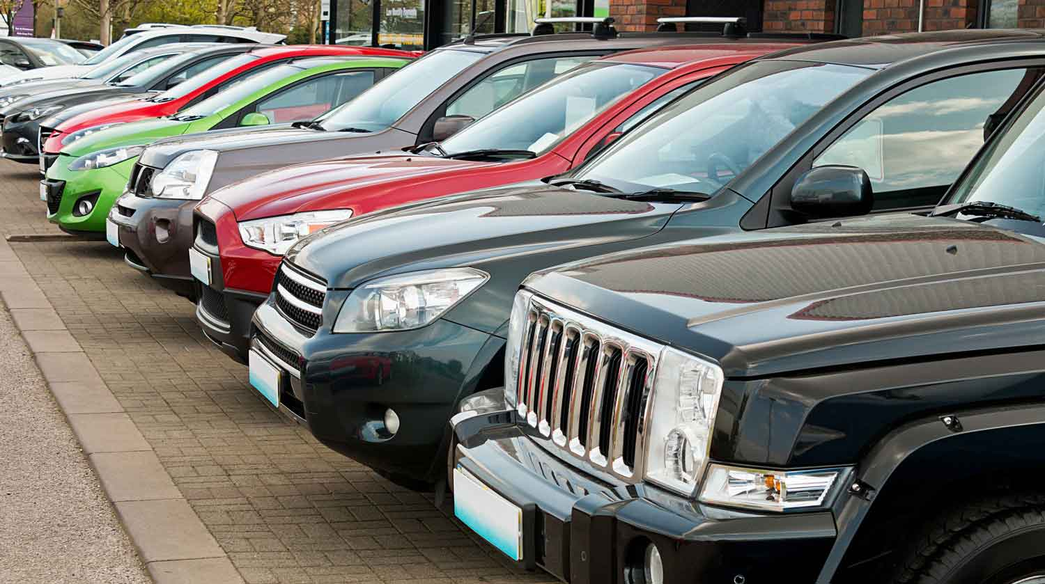 Why to buy used car through dealers?