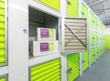 Storage Organization: Advantages in using a storage locker