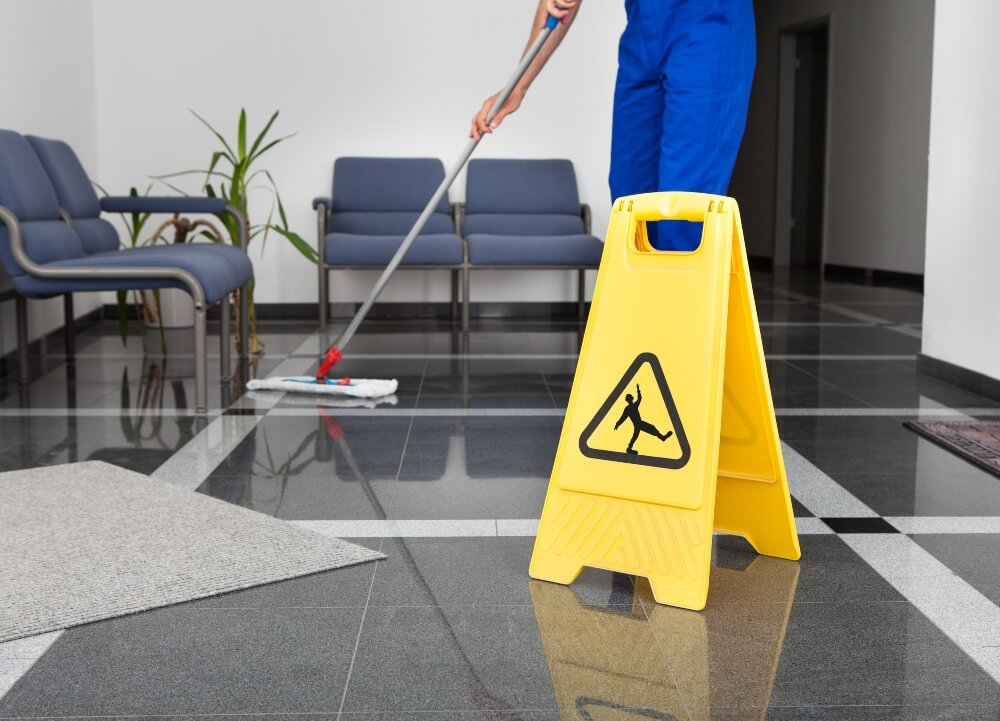Why office cleaning is so important