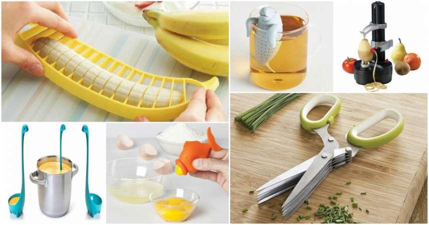 Stunning Kitchen Tools For Speedy Work