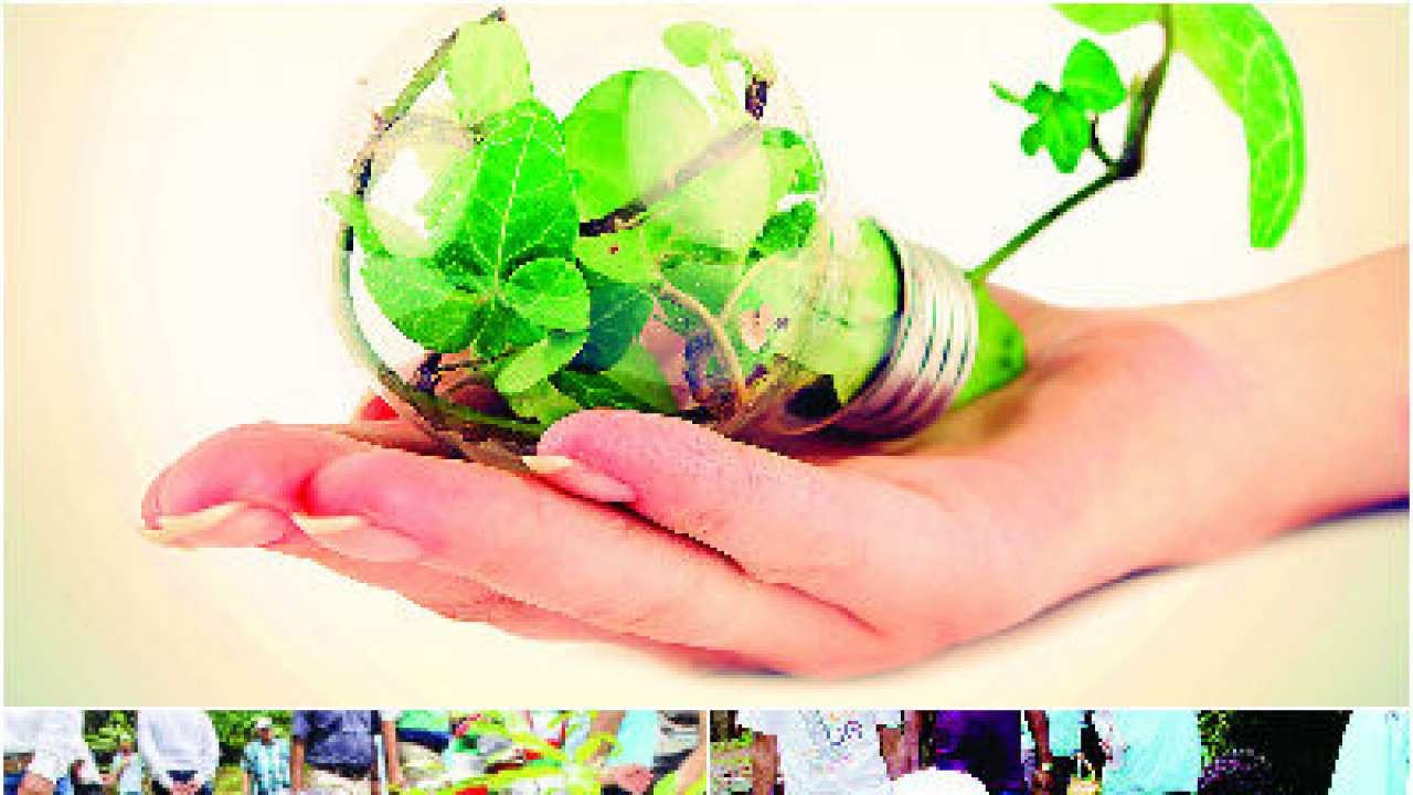 A step towards the go green campuses