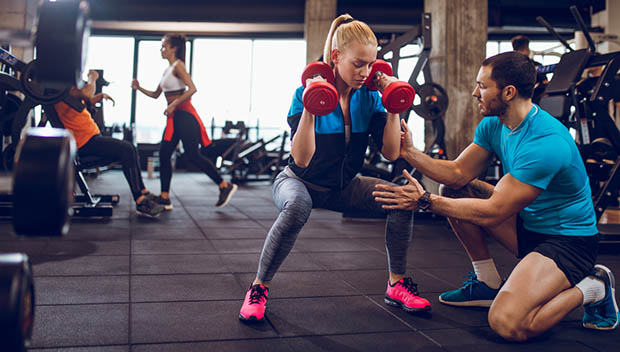 Know the Benefits of having personal training