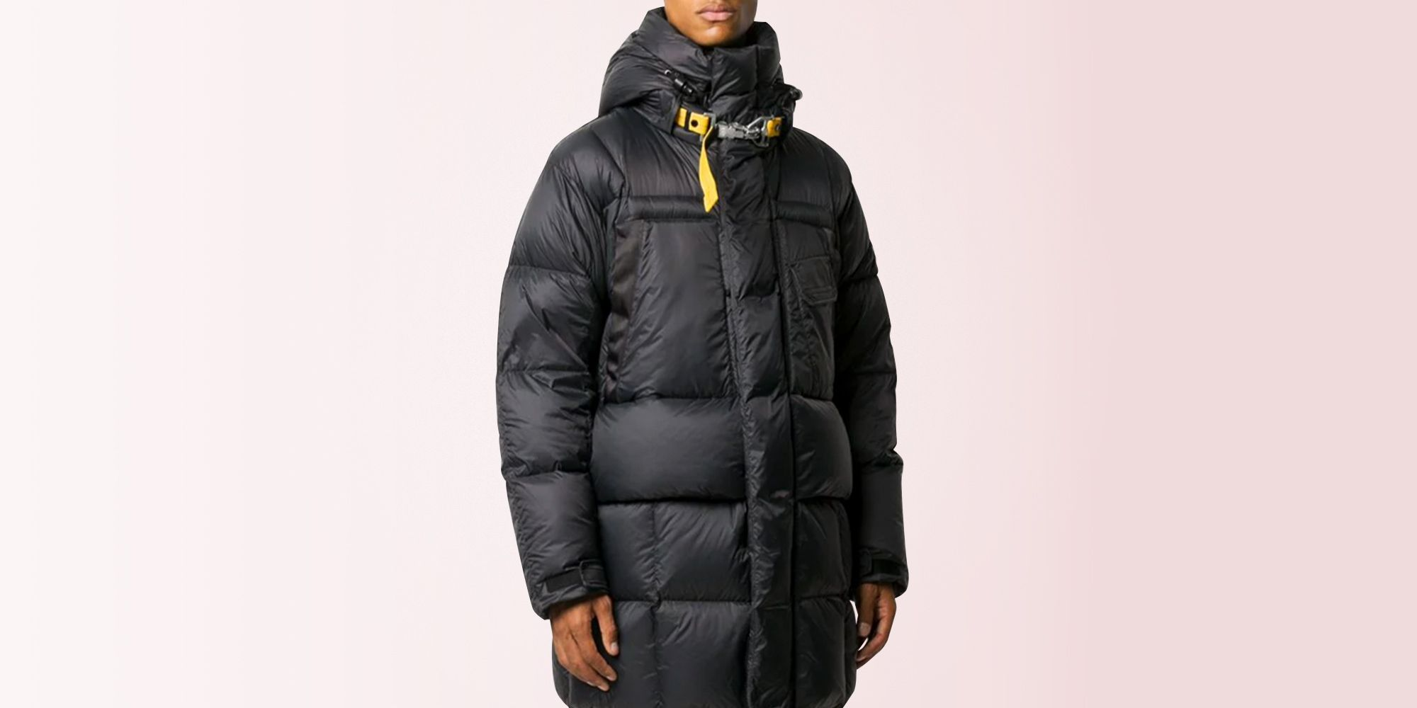 Fashionable parka coats for the winter season