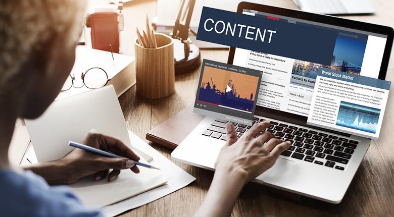content intelligence platform